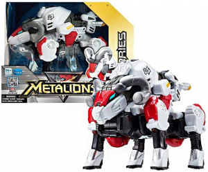 YOUNG TOYS METALIONS ROBOT TRANSFORMUJĄCY - ARIES