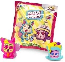 MOJI POPS PARTY SASZETKA DWU PAK - 2 FIGURKI