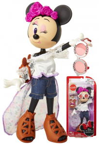 JAKKS MINNIE MOUSE LALKA PREMIUM FASHION DISNEY