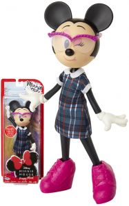JAKKS MINNIE MOUSE LALKA FASHION DISNEY +3