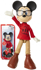 JAKKS MICKEY MOUSE LALKA FASHION DISNEY +3