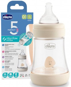 CHICCO BUTELKA ANTYKOLKOWA PERFECT5 150ml 0+